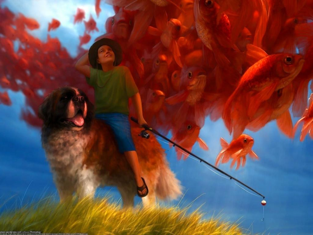 Liam_Peters_boy_fisherman_dog_fishing_rod_fish_1400x1050