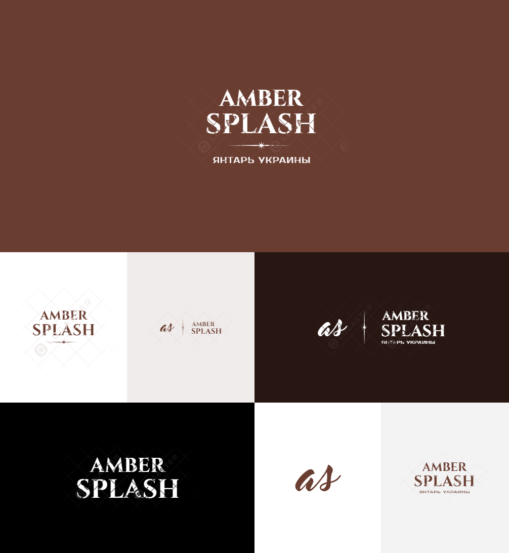 Amber_Splash_brand_usage_#1_created_by_logaster (1)